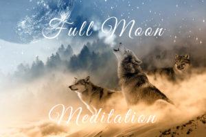 Full Moon Meditation - Success! @ Raise the Vibration Reiki Healing Studio
