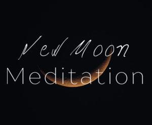 New Moon Meditation - Full Blast Leo! @ Raise the Vibration Reiki Healing Studio