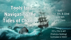 Tools for Navigating the Tides of Change (Ongoing) @ Integration Therapies