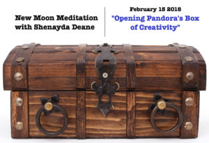Aquarius New Moon Meditation - Lunar Eclipse @ Shenayda's Office